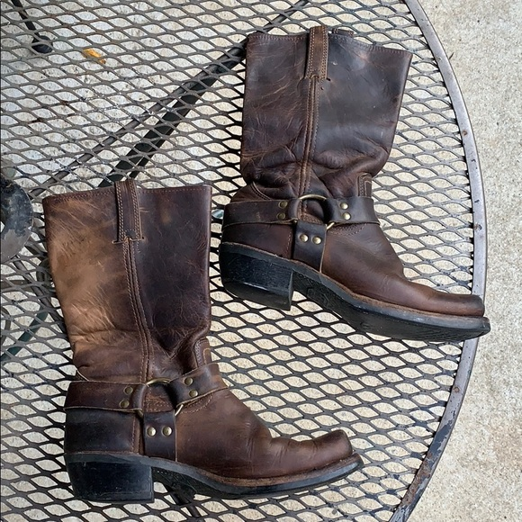 Frye Shoes   Harness 12r 77300 Boots